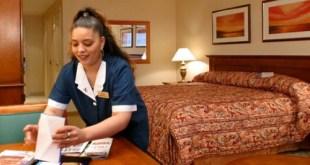 Descenso de empleo hotelero en Andalucía
