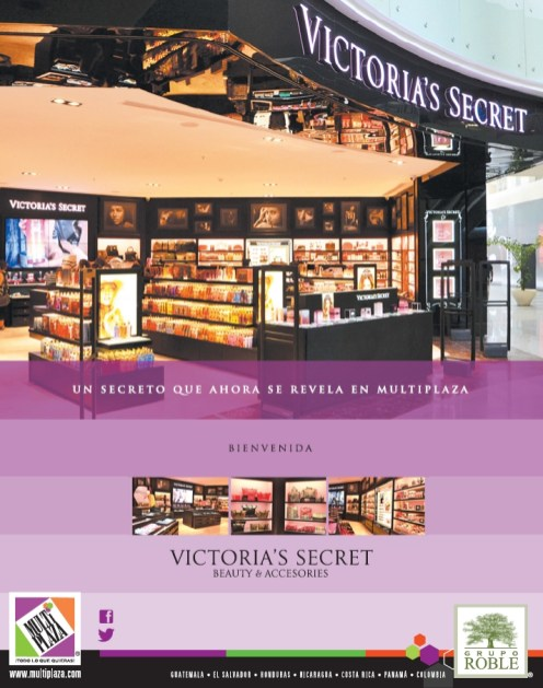 Victoria s Secret Beauty and Accesories store MULTIPLAZA