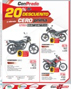 ofertas con Prado motocicletas