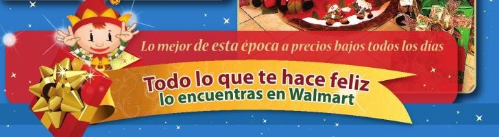 Decoracion Navideña Walmart 2013