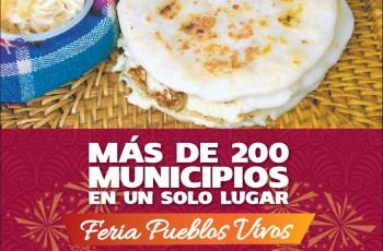 Feria de Pueblos Vivos El Salvador CIFCO Septiembre