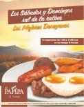 La Pampa El Volcan desayunos