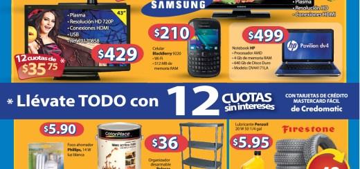 Ofertas Walmart precios increibles y promociones - 27sep13