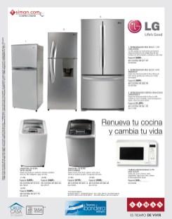 Renueva tu cocina LG SIMAN - 20sep13