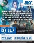 SKY El Salvador suscripcion GRATIS - 20sep13