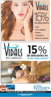 VIDALS SPA urbano discount - 30sep13