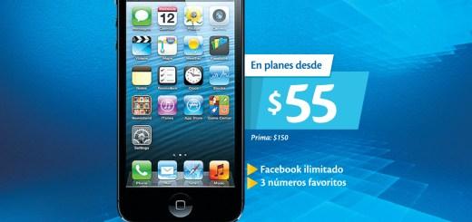 iPhone 5 16GB promocion en TIGO El Salvador