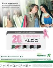 ALDO descuentos con Banco Promerica - 31oct13