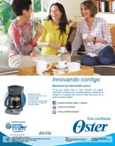 Cafeteras OSTER by Electro Global sa de sv - 15oct13