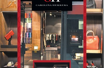 Carolina Herrera store MULTIPLAZA fashion avenue - 22oct13