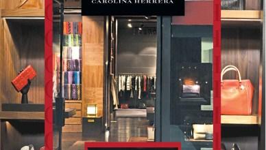 Carolina Herrera store MULTIPLAZA fashion avenue - 22oct13