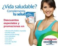 Farmacias Bethoven descuenots especiales y promociones - 25oct13