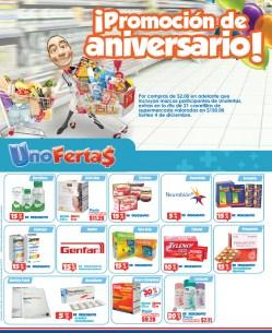 Farmacias UNO promociones de aniversario - 30oct13