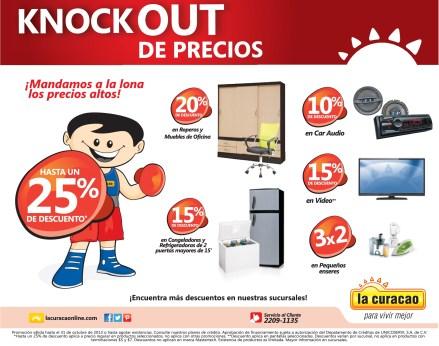 Knock out de precios en la curacao - 28oct13