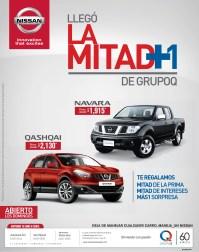 La mitad mas 1 NISSAN Navarra promotion - 02oct13