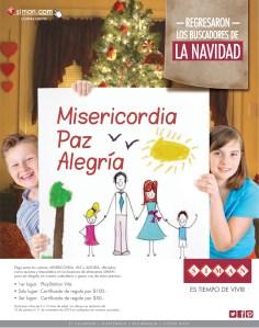Los Bsscadores de Navidad concurso SIMAN El Salvador