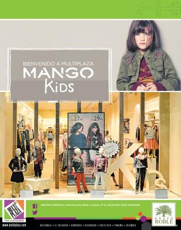 MANGO kidsd store en Multiplaza - 02oct13