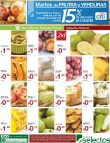 Martes de Frutas y Verduras Super Selectos - 01oct13