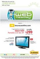 Miercoles de precios bajos en La Curacao online - 16oct13