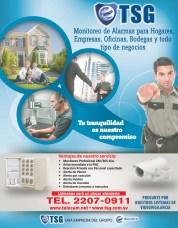Monitore y vigilancia en el el salvador TSG - 14oct13