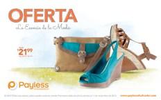 PAYLESS ofertas la esencia de la moda - 31oct13