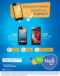 Planes de telefonos TIGO el salvador - 21oct13