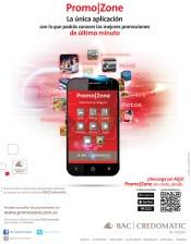 Promo Zone aplicacion de ofertas y promociones CREDOMATIC