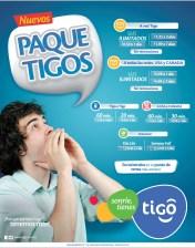 Recargas TIGO nuevos paque tigos - 28oct13
