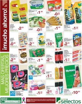 Super Selectos ofertas de hoy martes -- 22oct13