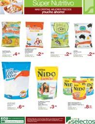 Super selectos ofertas de hoy nutritivo - 01oct13