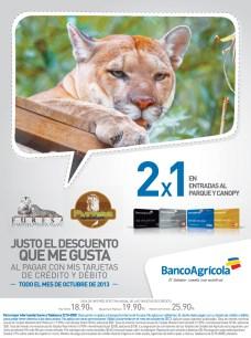 Zoologico Furesa al 2x1 con Banco Agricola - 02oct13