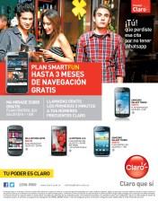 plan smartfun wharsapp CLARO promociones - 30oct13