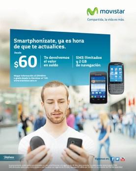 promociones MOVISTAR el salvador SMARTPHONIZATE - 24oct13