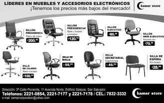 Accesorios electronicos y muebles KAMAR STORE - 04nov13