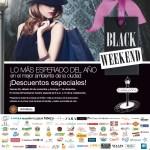BLACK Friday WEEKEND La Gran Via san salvador - 26nov13