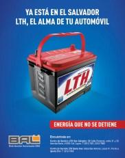 Baterias LTH el alma de tu automovil