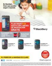 BlackBerry Z10 Blackberry Q10 en plabes smartfun CLARO - 23nov13