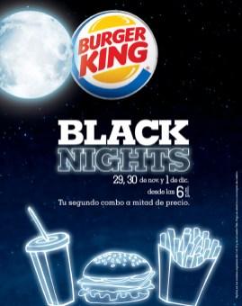 Burger King black nights - 29nov13