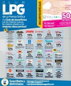 Descuento CLUN LPG - 08nov13