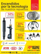 Disco prensa y collarin descuento ECONO PARTS - 01nov13