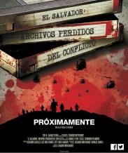 El Salvador archivos perdidos del conflicto MOVIE premier