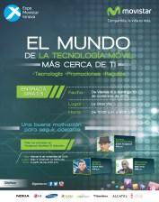 Expo Movistar Innova El Mundo de la Tecnologia