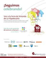 Feria de Vivienda REAL STATE La Hipotecaria - 11nov13