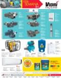 Ferreteria VIDRI promociones en motores bombas compresores - 18nov13