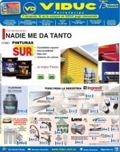 Ferreteria VIDUC Pinturas canales tanques de agua - 04nov13