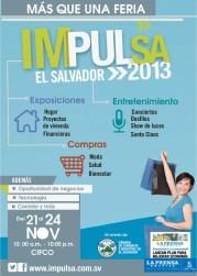 IMPULSA 2013 compras entertainment exposiciones y mas
