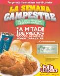 La Semana de POLLO CAMPESTRES cupon mitad de precio - 04nov13