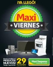 Maxi Viernes black friday productos nuevos precios increibles