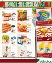 Miercoles Super Frescos Super Selectos -- 13nov13