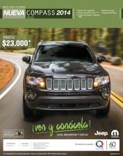 Nueva COMPASS 4x2 Jeep 2014